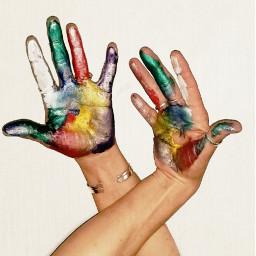 freetoedit hands colours