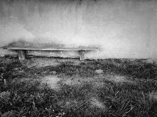 freetoedit bench blackandwhite wall minimalism
