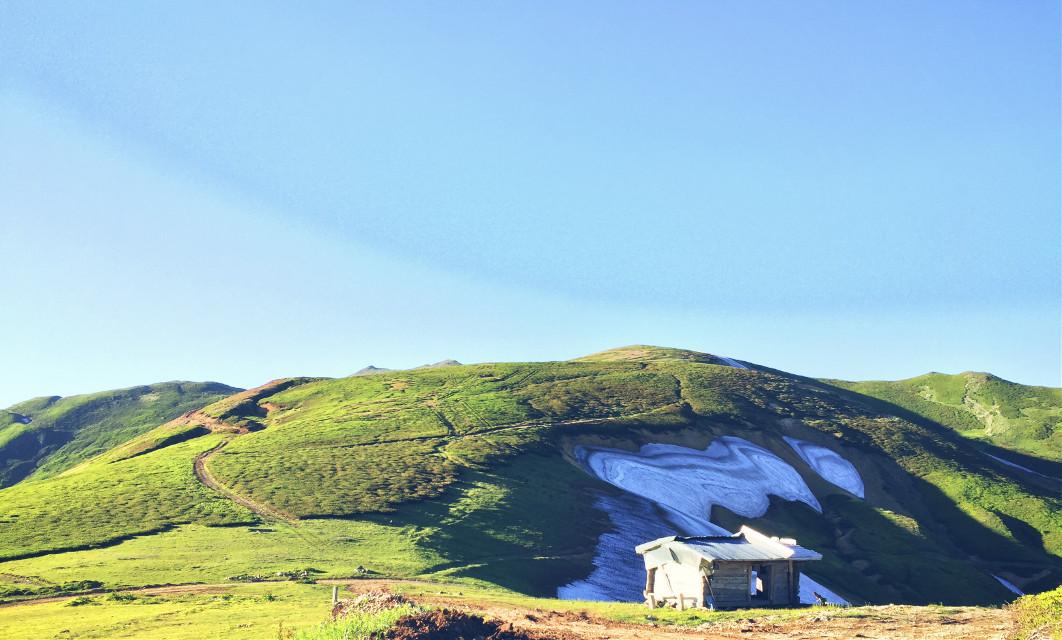 #mountain #sky #landscape #home