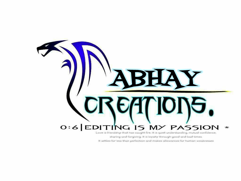 Creation Creationlogo Abhaycreation Logo Cool Attitude