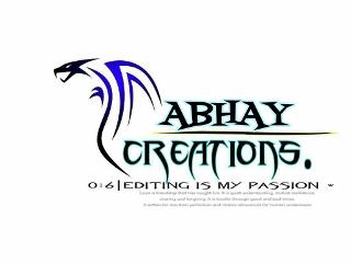 Creation Creationlogo Abhaycreation Logo Cool Attitude FreeToEdit