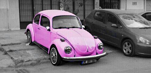 vosvos freetoedit classiccar pink
