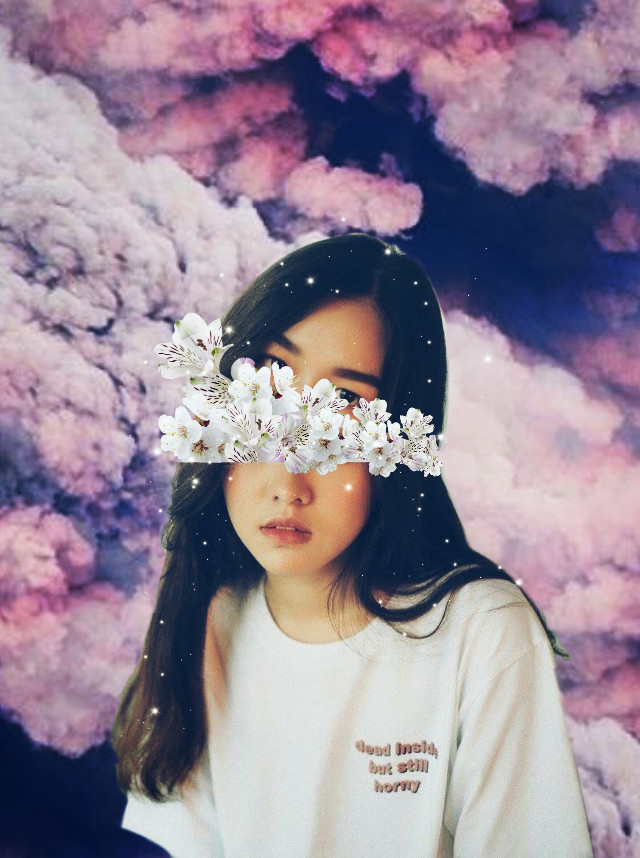 You are a flower, the only one I long to watch blooming ----- Follow me on instagram, @niinque -----  #FreeToEdit  #baby  #cute  #emotions  #smoke  #art  #flowers  #interesting  #myedit  #freetoeditcollection  #freetoeditremix  #stars  #pretty  #girl  #surreal  #surrealism  #surreality  #surrealist