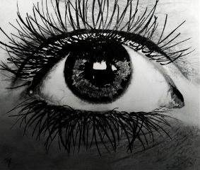 drawing eye pencil pencildrawing blackandwhite